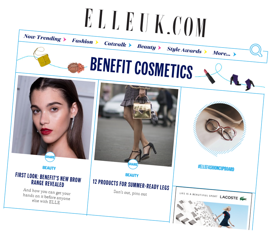 benefit in elleuk.com